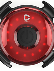 Недорогие -Светодиодная лампа Велосипедные фары Задняя подсветка на велосипед огни безопасности Горные велосипеды Велоспорт Велоспорт Водонепроницаемый Интеллектуальная индукция Портативные Осторожно! USB 40 lm