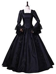 f8e5f8bb066 cheap -Princess Rococo Victorian Costume Women  039 s Dress Party Costume  Costume Black