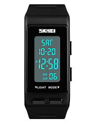 Недорогие -SKMEI®1362 Дети Смарт Часы Android iOS WIFI Водонепроницаемый Спорт Длительное время ожидания Smart Градиент цвета Таймер Секундомер будильник Календарь С двумя часовыми поясами