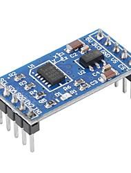 Недорогие -adxl345 digital iic spi датчик ускорения силы тяжести модуль наклона платы