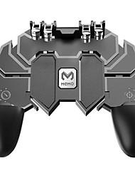 ราคาถูก -AK66 เกมคอนโซล Thumb Stick Grips / เกมทริกเกอร์ สำหรับ Android / iOS ,  เคลื่อนที่ / ดีไซน์มาใหม่ เกมคอนโซล Thumb Stick Grips / เกมทริกเกอร์ ABS 66 pcs หน่วย