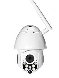 Недорогие -Облако Inqmega 4mp PTZ IP-камера скорость купол Wi-Fi беспроводная сеть видеонаблюдения на открытом воздухе безопасности наблюдения водонепроницаемая камера