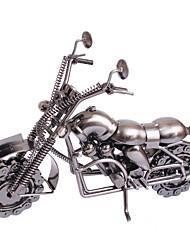 Недорогие -Металл прикладного искусства супер - большой мотоцикл модель отображения частей горячих точках