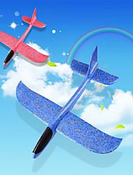 Недорогие -Игрушечные глайдеры Самолёт Авиатор Странные игрушки Альт Пластиковый корпус Детские Подростки Все Игрушки Подарок 1 pcs