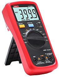Недорогие -uni-t ut136c автоматический диапазон цифровой мультиметр сопротивление / емкость / частота / hfe / ncv / температура тест