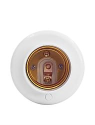 Недорогие -мобильный телефон wi-fi дистанционное время беспроводной пульт дистанционного управления интеллектуальный патрон лампы e27 / e26 без винтовой проводной переключатель