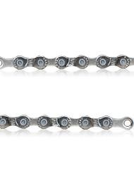 olcso -Bike Chain / Mountain bike Kompatibilitás Treking bicikli / Mountain bike / összecsukható kerékpár / Szórakoztató biciklizés Fémes / Acél Viselhető / Nagy szilárdság / Tartós / Könnyű felhelyezés