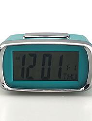 ieftine -ceas de ceas de masă modern contemporan de plastic pătrat