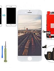 Недорогие -2019 новая замена жк-дисплей с сенсорным экраном дигитайзер в сборе комплект передней панели с инструментами разборки для iphone 7 plus qyqfashion