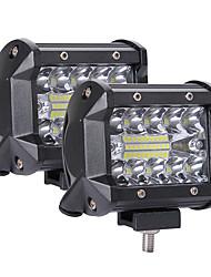 Недорогие -1 шт. 200 Вт из светодиодов 3 ряда 4 дюймовый рабочий свет бар вождения лампы для универсального