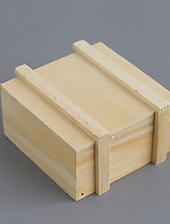 cheap -Wooden Antique Accessory 1 Storage Box Household Storage Bags