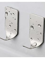 رخيصةأون -جودة عالية مع الفولاذ المقاوم للصدأ الرفوف وشمعدانات للبيت / Everyday Use / متعددة الوظائف مطبخ تخزين 8 pcs