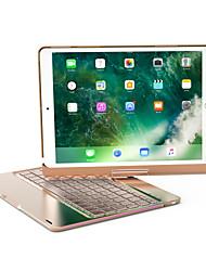 Недорогие -клавиатура bluetooth механическая / клавиатура офиса перезаряжаемые / крышки / тонкая для ios bluetooth3.0