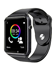 Недорогие -наручные часы A1S Bluetooth Smart Watch спортивные шагомер с SIM-камерой SmartWatch