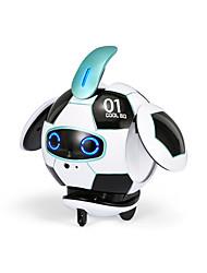 Недорогие -FINECO Электронные домашние животные Шарообразные пение Прогулки Обсуждение Prop ABS + PC Детские Все Игрушки Подарок 1 pcs