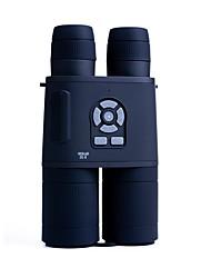 Недорогие -LITBest 8-32 X 52 mm Бинокль Авто ЖК дисплей Видео Фотоаппарат Полное многослойное покрытие K9 Пешеходный туризм На открытом воздухе Охота и рыболовство кремнийорганическая резина Спектралайт ABS + PC