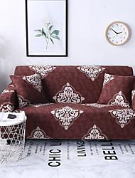Недорогие -Индийский печатный эластичный спандекс полиэстер диван чехлы очень эластичные L-образные секционные кресла диваны 3 4 местный диван
