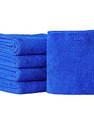 Недорогие -30 * 30 см мягкого микрофибры шлифовка флис автомойка полотенце набор для химической чистки набор для чистки автомобиля