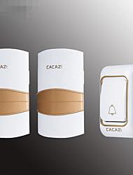 Недорогие -K06 беспроводной один-два дверного звонка дин-дон домофон поверхностного монтажа