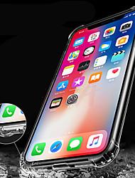 Недорогие -чехол для iphone xs max xs противоударные чехлы прозрачный мягкий силиконовый токе коке для iphone xr 8 плюс 8 7 плюс 7 6 плюс 6