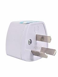 Недорогие -3-контактный au конвертер us / uk / eu в au plug зарядное устройство для Австралии Новая Зеландия