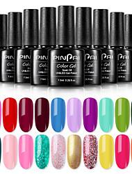 Недорогие -лак для ногтей ультрафиолетовый гель 7,5 мл 1 шт.