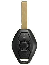 Недорогие -входной пульт дистанционного управления, брелок, передатчик, кликер с режущим лезвием 315 МГц для BMW E46