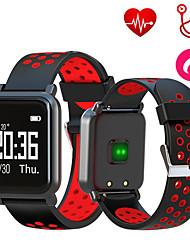 Недорогие -sn60 plus умный браслет часы ip68 waterpoof артериальное давление кислород фитнес-монитор сердечного ритма мульти спорт режим удаленной камеры