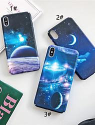 Недорогие -чехол для яблока iphone xr / iphone xs max рисунок / свет в темноте задняя крышка декорации мягкое тпу для iphone x xs 8 8plus 7 7plus 6 6plus 6s 6s plus