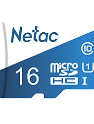 Недорогие -Netac TF карта 16 ГБ Micro SD-карта SDXC C10 мини-карта памяти 16 ГБ SDHC класса 10 для смартфона