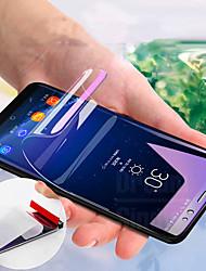 Недорогие -Samsung GalaxyScreen ProtectorS9 Взрывозащищенный Защитная пленка для экрана 1 ед. TPU