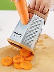 halpa -Ruostumaton teräs PP (polypropeeni) Leikkausvälineet Elämä Manuaali Creative Kitchen Gadget Keittiövälineet Työkalut Päivittäiskäyttöön Monikäyttö For Keittoastiat 1kpl