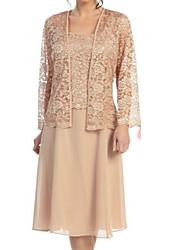 preiswerte -Damen Bluse - Solide Kleid