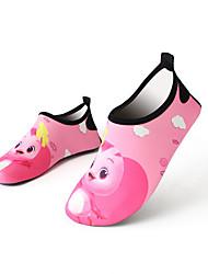 ราคาถูก -เด็กผู้ชาย / เด็กผู้หญิง Synthetics รองเท้ากีฬา เด็กวัยหัดเดิน (9m-4ys) / เด็กน้อย (4-7ys) ความสะดวกสบาย ฟ้า / สีชมพู / สีฟ้า ฤดูร้อน