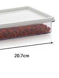 رخيصةأون -جودة عالية مع البلاستيك صناديق التخزين Everyday Use مطبخ تخزين 5 pcs