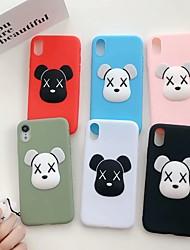 ราคาถูก -Case สำหรับ Apple iPhone XS Max DIY ปกหลัง Panda Soft TPU สำหรับ iPhone XS Max