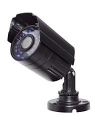 Недорогие -2000tvl HD водонепроницаемый имитатор типа пистолета (30 ламп инфракрасного) фото 1/3 дюйма cmos пуля камеры / имитированная камера / водонепроницаемая камера h.264 ip65