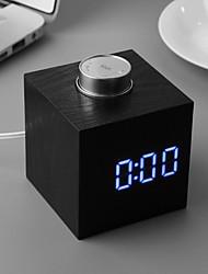 Недорогие -ts-t13 цифровая ручка часов белая светодиодная сигнализация с температурой внутренней отделки