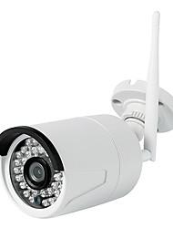 Недорогие -Безопасность беспроводной Wi-Fi Ip-камера 1080 P Открытый ИК Встроенная карта TF