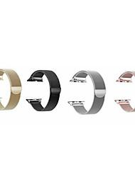 baratos -faixa de relógio de pulseira milanese loop para Apple relógio série 1/2/3/4 38 mm / 40 mm / 42 mm / 44 m