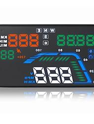 Недорогие -5.6 дюймовый индикатор Дисплей заголовка LED индикатор для Автомобиль Измерение скорости движения