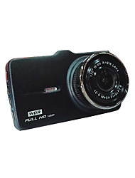 Недорогие -btutz LCD 1080p Full HD Автомобильный видеорегистратор Широкий угол CCD 3 дюймовый LCD Капюшон с G-Sensor / Режим парковки / Циклическая запись Автомобильный рекордер