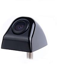 Недорогие -Черный HD CCD Автомобильная камера заднего вида водонепроницаемый ночного видения 170 широкоугольный универсальный автоматический реверсивный резервная камера для автомобиля DVD парковочный монитор