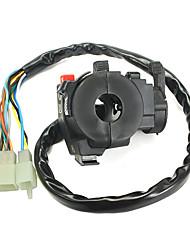 Недорогие -110-250cc ATV левый переключатель с пятью функциями для квадроцикла