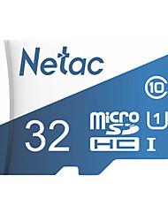 Недорогие -Netac TF карта 32 ГБ Micro SD-карта SDXC C10 мини-карта памяти 32 ГБ SDHC класса 10 для смартфона
