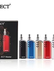 Недорогие -Электронные сигареты ect master с подогревом и аккумулятором для взрослых