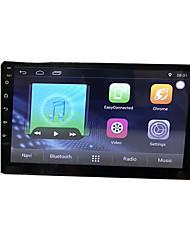 7010B 7 inch 2 DIN In-Dash Car DVD Player Touch Screen / Bluetooth