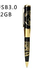 Недорогие -Maikou Creative USB 3.0 флэш-накопитель ручка диск u сменная шариковая ручка 32 ГБ