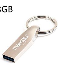 Недорогие -ключ ключ высокоскоростной USB3.0 флэш-накопитель мобильный и диск 8 ГБ