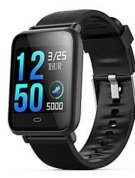 povoljno -q9 pametni sat bt fitness tracker podrška obavijesti / krvni tlak / monitor otkucaja sporta sport smartwatch kompatibilni ios / android telefoni